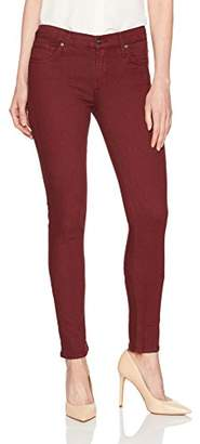 James Jeans Women's Twiggy Skinny Fleece Lined Jean