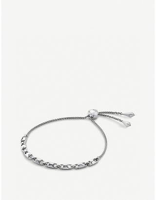 Michael Kors Mercer Link silver chain bracelet