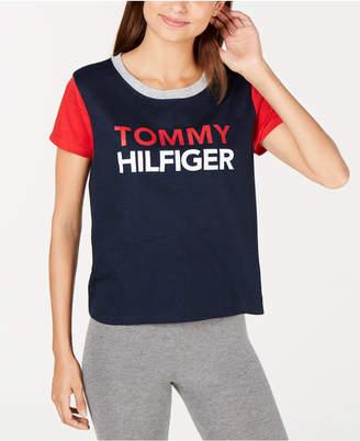 Tommy Hilfiger Colorblock Lounge T-Shirt