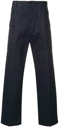 East Harbour Surplus high waisted straight leg trousers