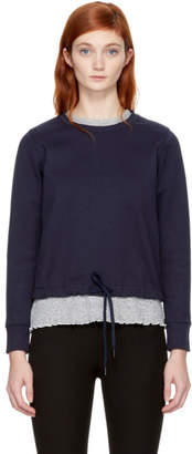 A.P.C. Navy Andie Sweatshirt