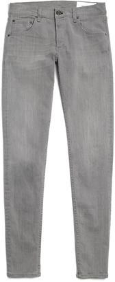 Fit 1 Jean – Aged Grey $215 thestylecure.com