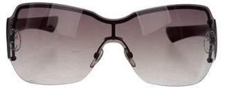 Gucci GG Shield Sunglasses