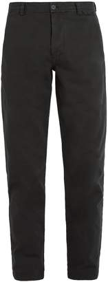 Acne Studios Isher cotton-twill trousers