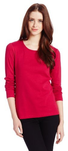 Jones New York Women's Long Sleeve Crew Neck Pullover