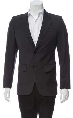 BLK DNM Notch-Lapel Wool Blazer