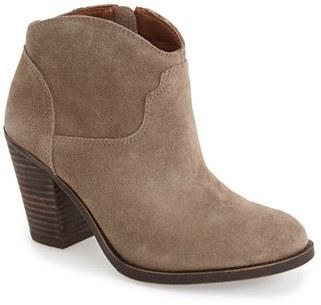 Women's Lucky Brand 'Eller' Bootie $138.95 thestylecure.com