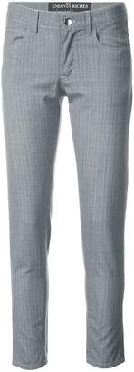 Enfants Riches Deprimes slim-fit pinstripe trousers