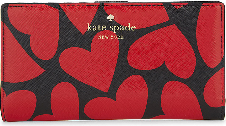 Kate Spade KATE SPADE NEW YORK Be Mine Lacey leather wallet