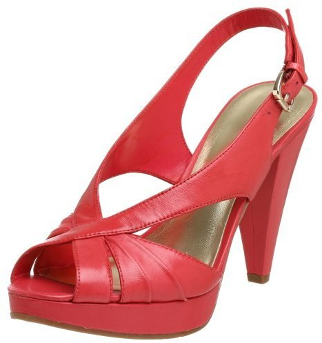 Nine West Women's Blitzen Platform Slingback