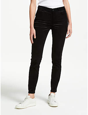 Hoxton Mid Rise Skinny Corduroy Jeans