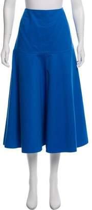 Marni A-Line Maxi Skirt
