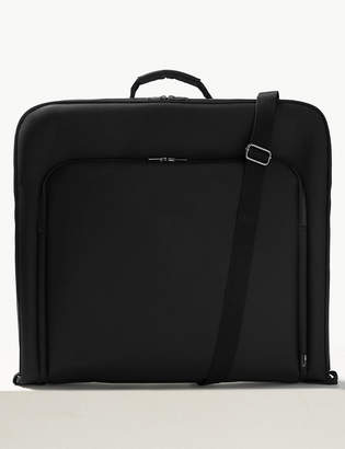 Marks and Spencer Scuff Resistant Cordura Moulded Suit Carrier