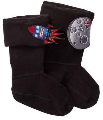Hunter Kids' Spaceship Boot Socks (Toddler, Little Kid, & Big Kid)