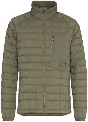 Burton Ak BK Lite Insulator quilted feather down jacket