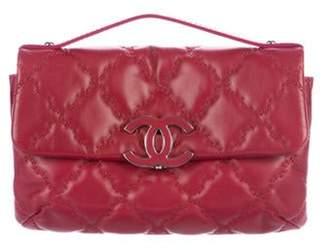 Chanel Mini Hamptons CC Flap Bag Red Mini Hamptons CC Flap Bag