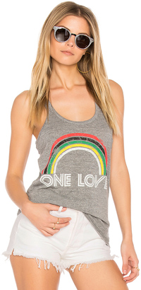 Chaser One Love Rainbow Tank $59 thestylecure.com
