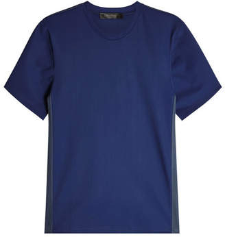 Calvin Klein Collection T-Shirt with Mesh