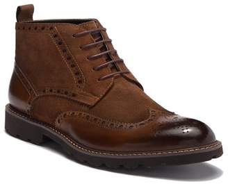Vintage Foundry The Hauyne Suede Wingtip Boot
