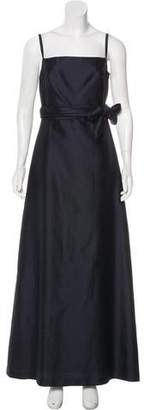 Max Mara Sleeveless Evening Dress