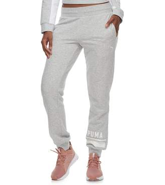 Puma Women's Athletic Sweatpants