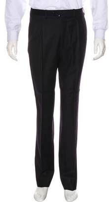 Kiton Pleated Dress Pants