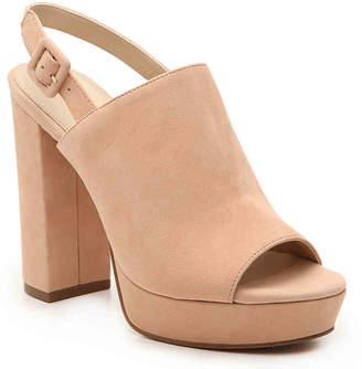 0c35711b363 Peach Platform Heels - ShopStyle