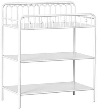 Little Seeds Monarch Hill Ivy Metal Changing Table, White