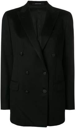 Tagliatore cashmere double breasted blazer