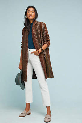 Stella Forest Marion Striped Sweater Coat