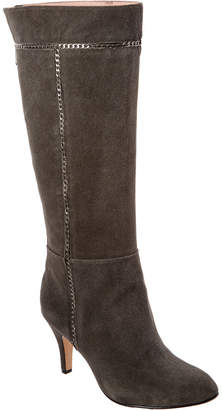 Taryn Rose Treyes Suede Tall Boot