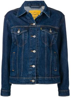 Levi's Peanuts denim jacket