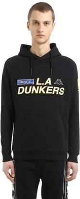 Kappa Kontroll Dunkers Hooded Sweatshirt