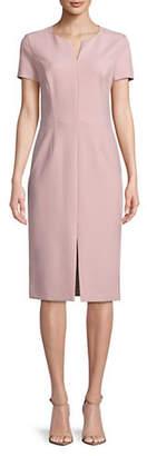 HUGO Klennas Short-Sleeve Sheath Dress