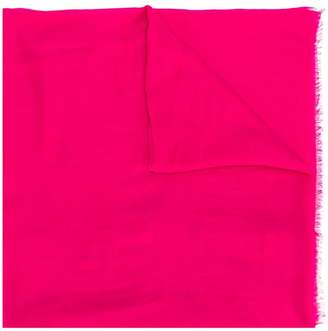 M Missoni frayed edge scarf