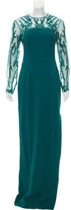 Murad Zuhair Silk-Blend Dress w/ Tags