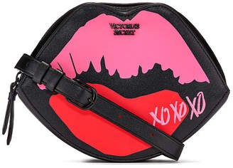 Victoria's Secret Victorias Secret Lips Crossbody