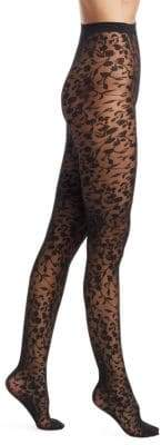 Wolford Amelia Sheer& Texture Tights