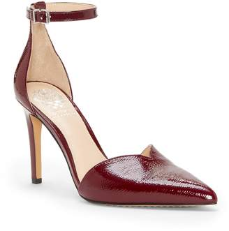 Vince Camuto Maveena Ankle Strap Pump