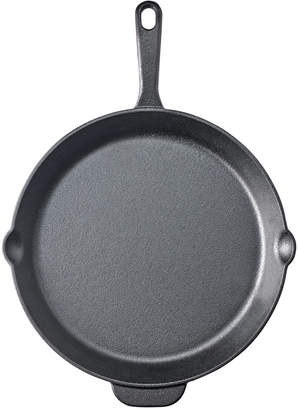 "Martha Stewart Collection 12"" Cast Iron Skillet, Created for Macy's"