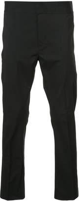 Ann Demeulemeester high-waisted flat front trousers