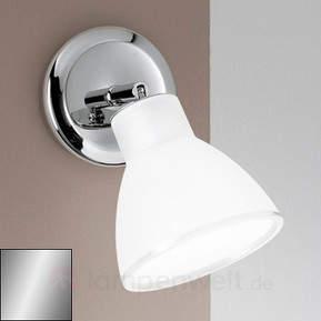 Dreh- und schwenkbare Wandlampe Campana