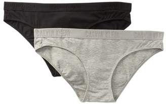 Calvin Klein Cheeky Bikini - Pack of 2