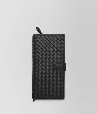 Bottega Veneta NERO INTRECCIATO NAPPA DOCUMENT CASE