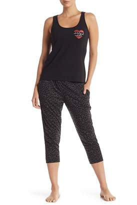 Tart Nia Cropped Pants Pajama 2-Piece Set