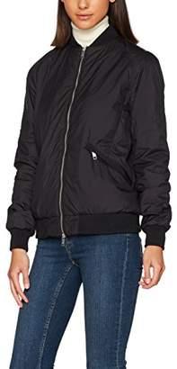 J. Lindeberg Women's Unah Taff. Nylon Bomber Jacket,(Manufacturer Size:38)