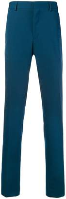 Calvin Klein contrasting panelled tailored trousers