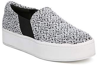 Vince Women's Warren Knit Platform Sneakers