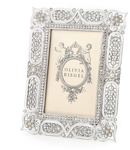 "Bloomingdale's Olivia Riegel ""Czarina"" Frame, 4"" x 6"""