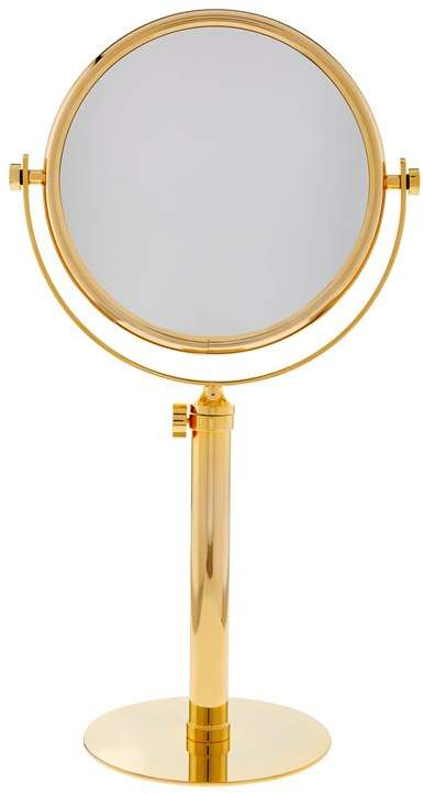 Double-Sided Table Mirror